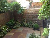 Courtyard Garden Design Kensington - London Garden Design