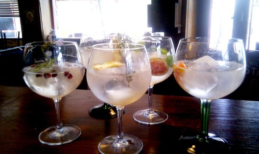 G and T at The London Gin Club