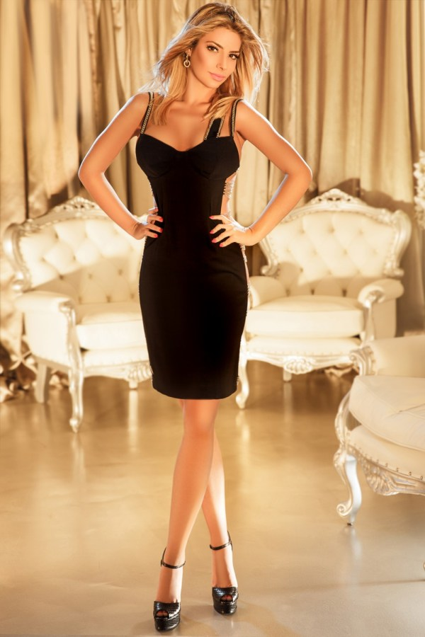 Ada Blonde Busty Gloucester Road Escort in London