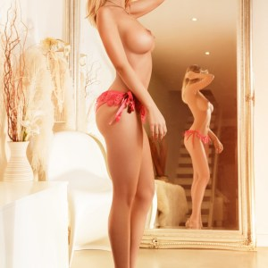 Ada 34D Blonde Busty Gloucester Road Escort in London