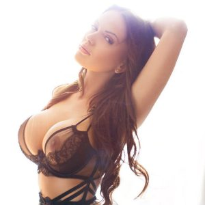 Angelina 34DD Slim Model Kensington Escort in London