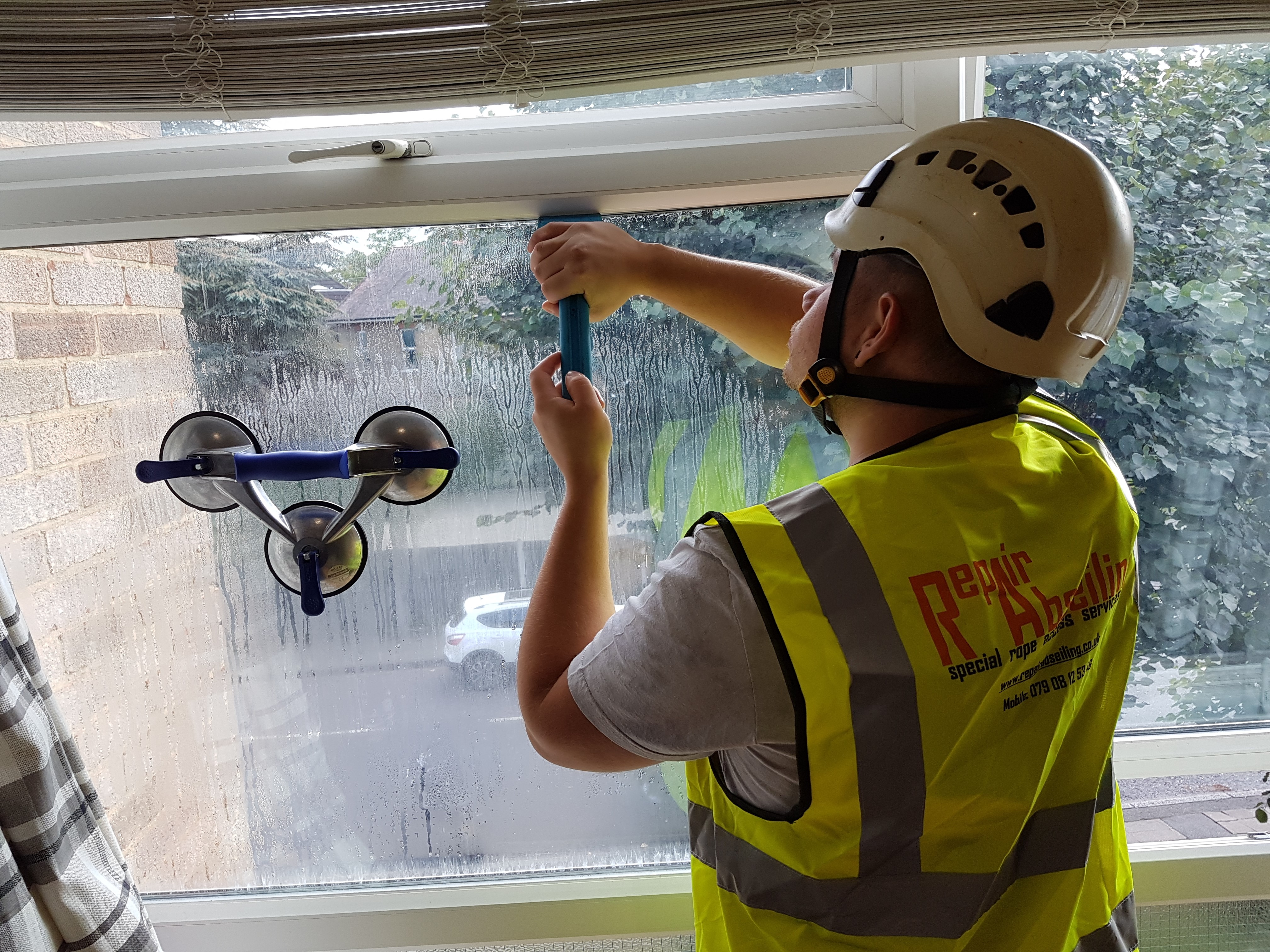 residential glazing repairs