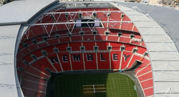 Wembley Stadium; Coronavirus outbreaks in football clubs; UEFA