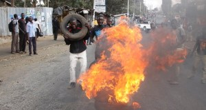 Kenya Election Protest
