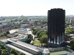 Grenfell Tower, London