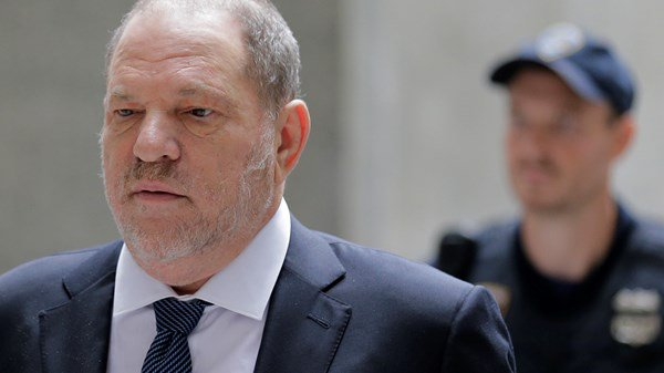 Harvey Weinstein court case; sexual assault