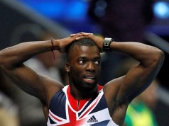 Nigel Levine, Sprinting, Anti-Doping