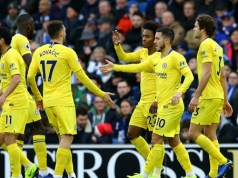 Chelsea FC, Brighton FC, Premier League, Eden Hazard, Willian