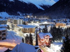 World Economic Forum, Davos, Trade, Migrant Crisis