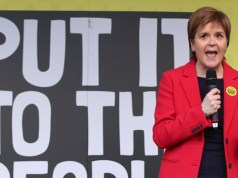 Nicola Sturgeon, Scotland, Politics, EU, Referendum, Theresa May, Politics
