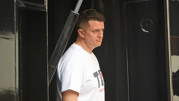 Tommy Robinson, Stephen Yaxley-Lennon, English Defence League, UKIP, European Parliament
