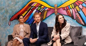 Duchess of Sussex, Prince Harry, Meghan Markle, Pregnancy, Jacinda Ardern