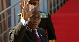 Cyril Ramaphosa, South Africa, Politics