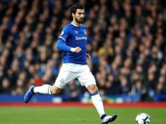 Everton are looking to acquire Andre Gomes from Barcelona