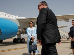 Mike Pompeo arrives in Iran to discus with the coalition amid the sanctions