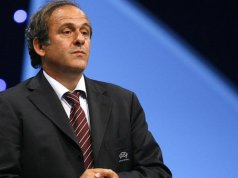 Michel Platini former UEFA chief. Sport and Football. World Cup Qatar