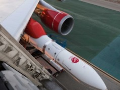 Virgin Atlantic CEO Richard Branson has launched Virgin Galactic, a public space company. Virgin Orbit.
