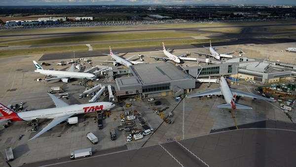 Heathrow strike postponed