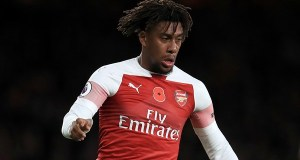 Alex Iwobi gets transferred to Everton