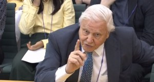 David Attenborough claims everyone is fed up with the European Union