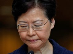 Carrie Lam aims to end the Hong Kong protests.