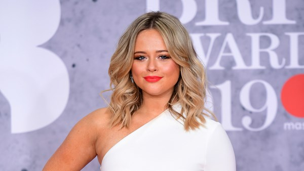 Emily Atack is now in a new relationship