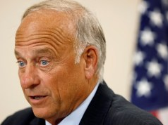 Steve King politician says the world wouldn't be here without rape or incest.