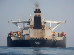 US issues warrant for Tanker held in Gibraltar