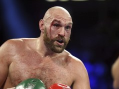 Tyson Fury thanks doctors for giving him 50 stitches after Boxing match