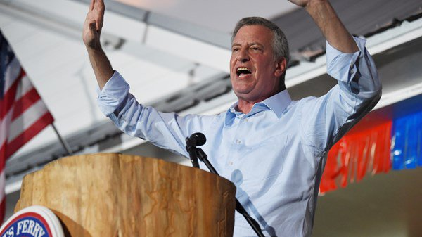 Bill de Blasio of New York ends campaign for 2020 presidential campaign