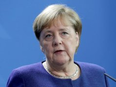 Angela Merkel government agrees to climate change budget