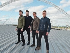 Westlife band are happy they split up.