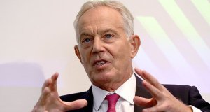 Tony Blair warns of big risks in election after Brexit