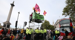 Extinction Rebellion told off by Boris Johnson to stop protests
