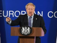 Boris Johnson sends second note to European Union