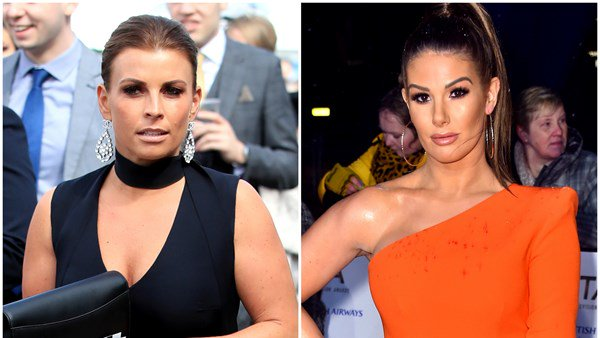Coleen Rooney and Rebekah Vardy have a dispute over leaked private life information