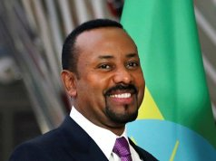 Abiy Ahmed wins Nobel Peace prize for his efforts to achieve peace and cooperation