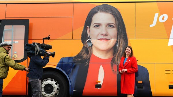 Jo Swinson of Liberal Democrats