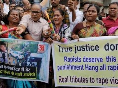 Woman from india who alleged gang-rape dies after fire attack