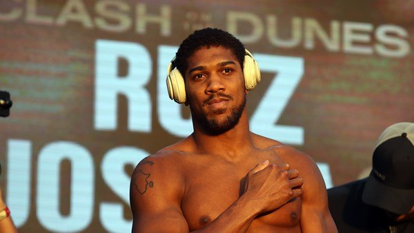 Anthony Joshua is glad he has second chance with Ruiz