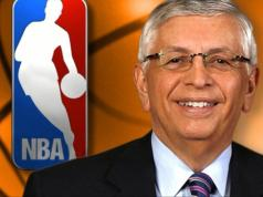 David Stern; Ex-commissioner of the NBA