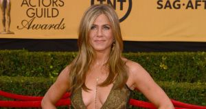 Jennifer Aniston; Friends; Hollywood