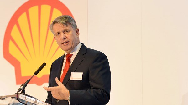 Ben van Beurden Of shell