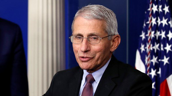 Anthony Fauci; Covid-19