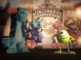 Promo for Pixar's Monsters University