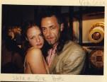 Stella MacCartney and Bob Geldof