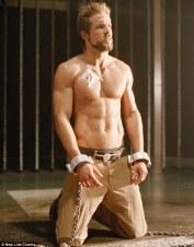Hunkadelic: Ryan Reynolds in Blade Trinity 3