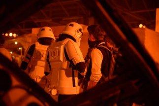Star Wars Secret Cinema Imperial Stormtroopers