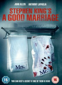 Thriller Film Review: A Good Marriage 2015 Stephen King