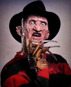 Really Hollywood? Freddy, again?